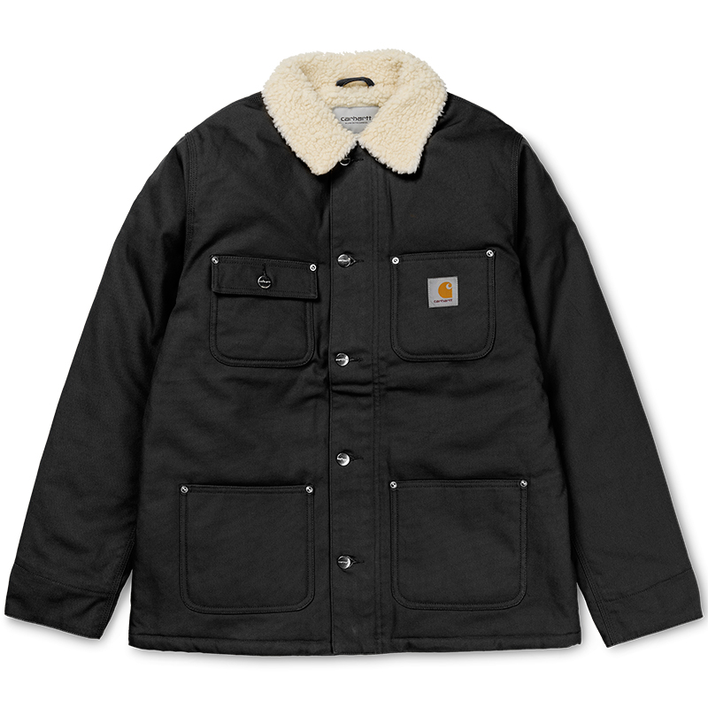 Carhartt Fairmount Coat Black