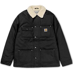 Carhartt Fairmount Coat Black