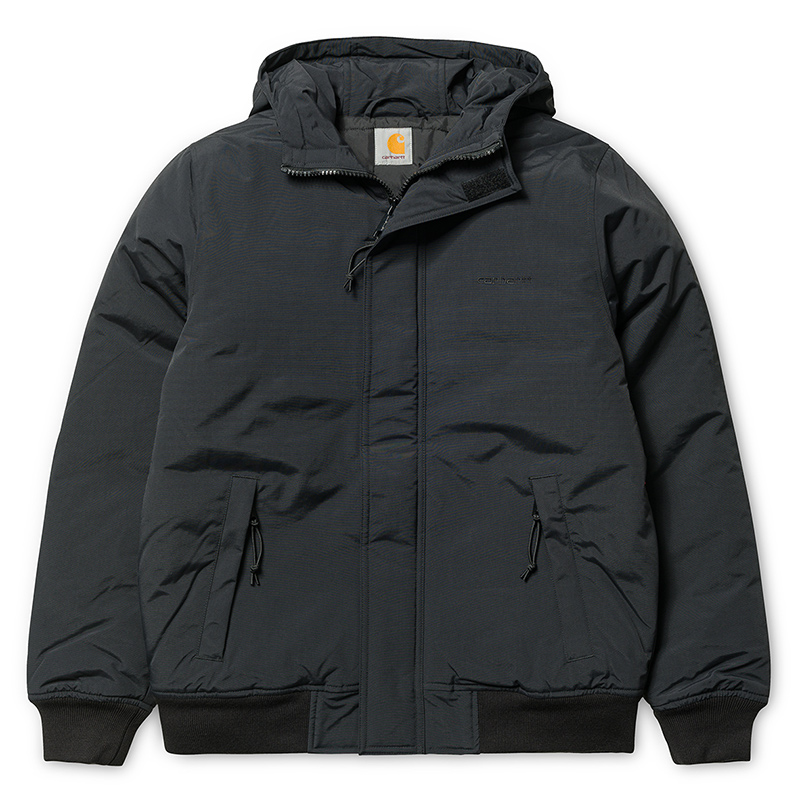 Carhartt Kodiak Jacket Black/Black