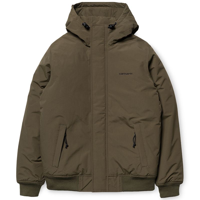 Carhartt Kodiak Blouson Jacket Cypress/Black