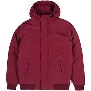 Carhartt Kodiak Blouson Jacket Mulberry/Black