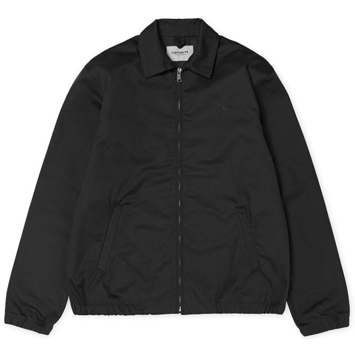 Carhartt Madison Jacket Black/White