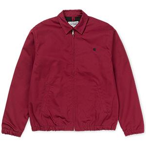 Carhartt Madison Jacket Mulberry/Black