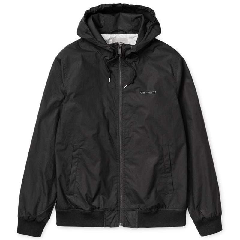 Carhartt Marsh Jacket Black/Shell
