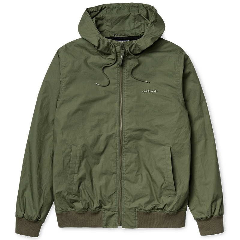 Carhartt Marsh Jacket Rover Green/Shell