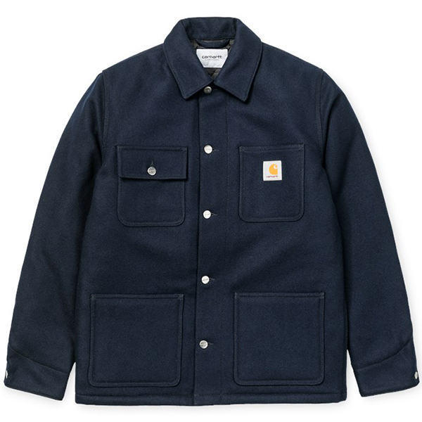 Carhartt Michigan Chore Coat Dark Navy