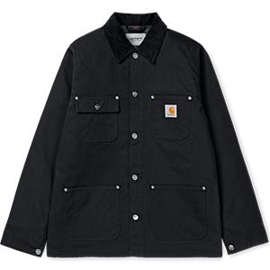 Carhartt Michigan Coat Black Rigid