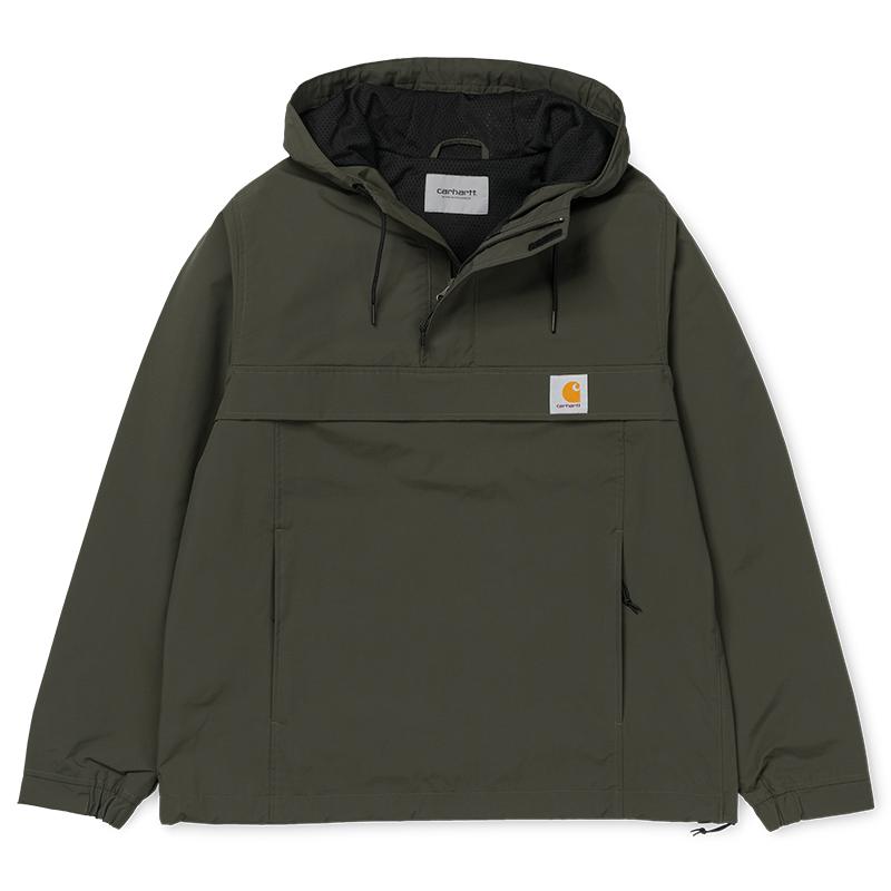 Carhartt Nimbus Pullover Jacket Cyrpress Mesh Lining