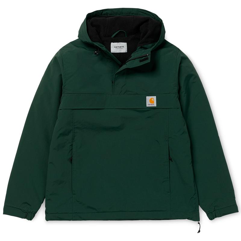 Carhartt Nimbus Pullover Jacket Loden - Winter