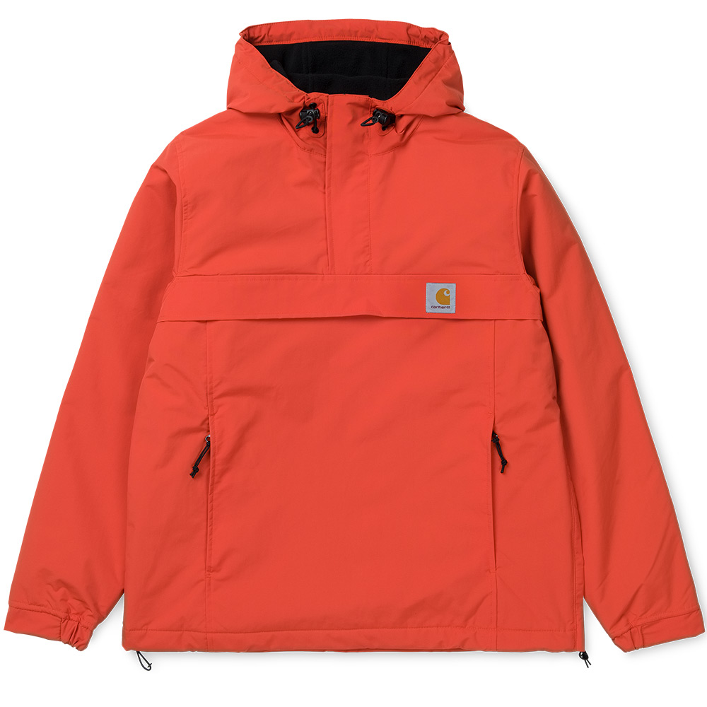 Carhartt Nimbus Pullover Jacket Persimmon - Winter