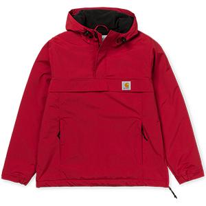 Carhartt Nimbus Pullover Jakcet Blast Red - Winter