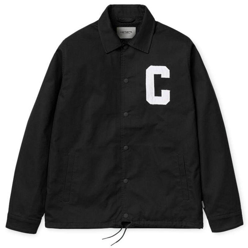 Carhartt Penn LT Jacket Black/White