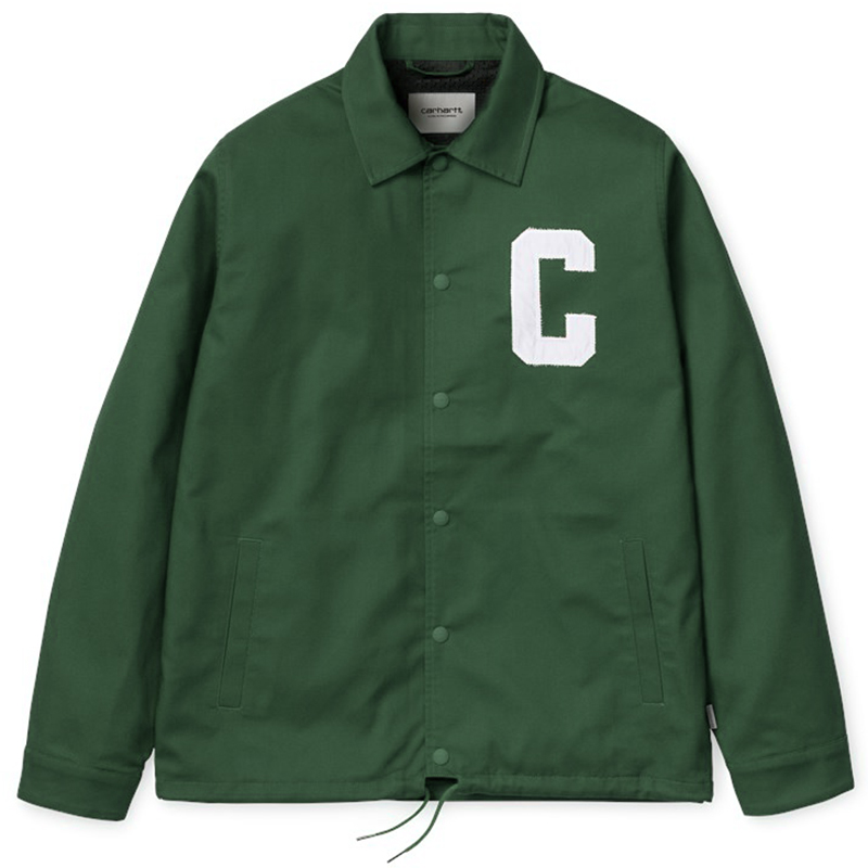 Carhartt Penn LT Jacket Fir/White