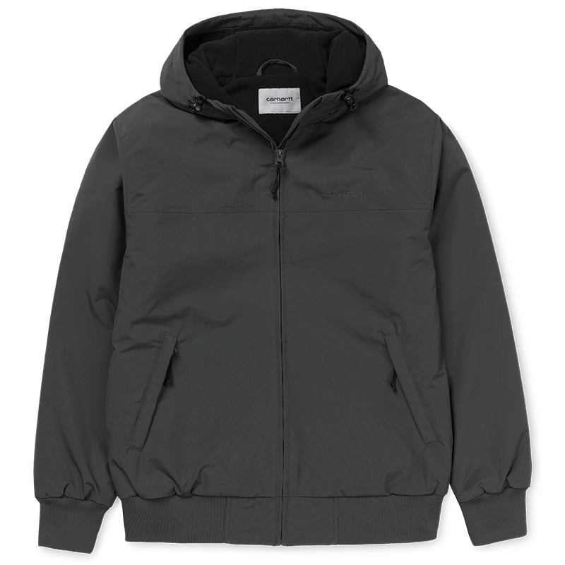 Carhartt Sail Jacket Blacksmith/Black