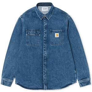 Carhartt Salinac Shirt Blue