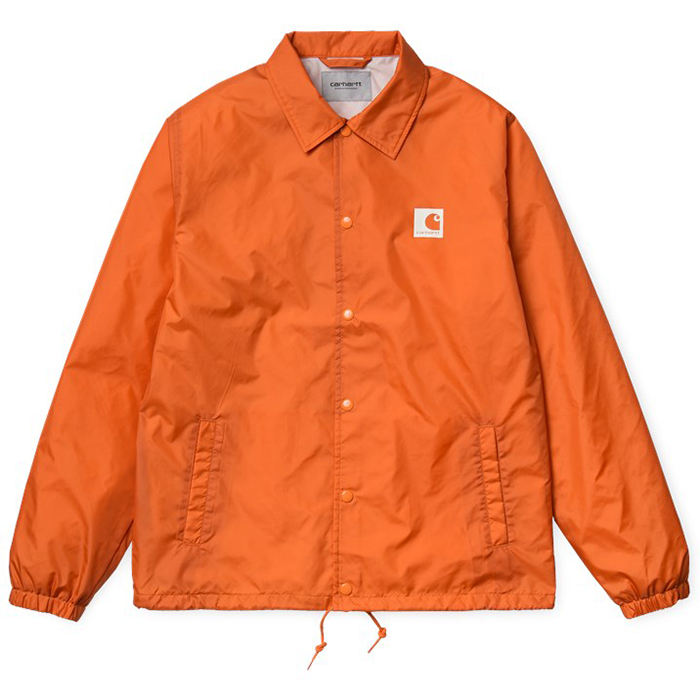 Carhartt Sports Coach Jacket Jaffa/Wax
