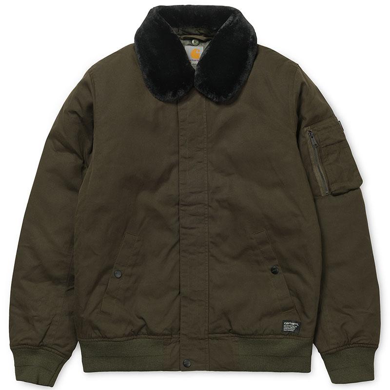 Carhartt Stanley Bomber Jacket Cypress