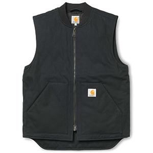 Carhartt Vest Black Rigid