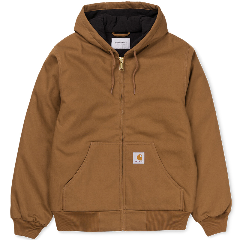 Carhartt WIP Active Jacket Hamilton Brown