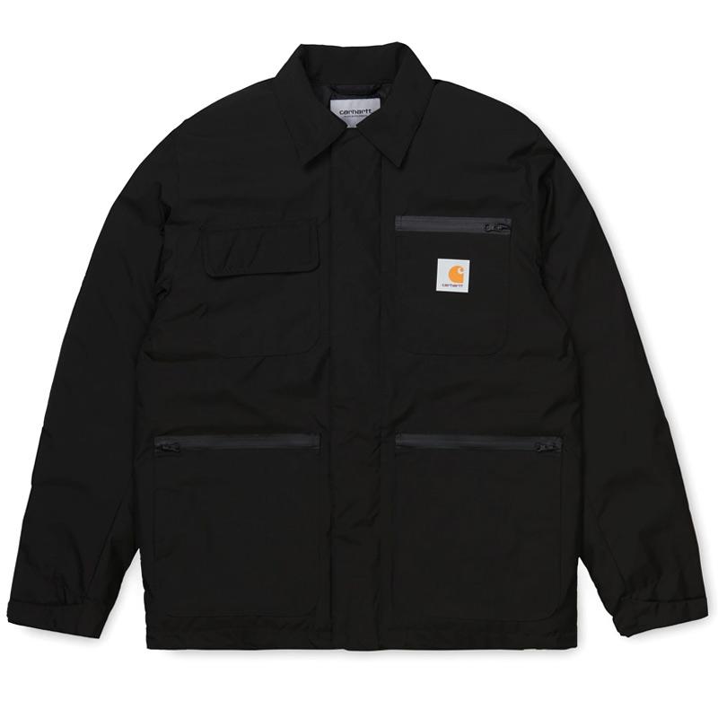 Carhartt WIP Gore Tex Michigan Coat Black
