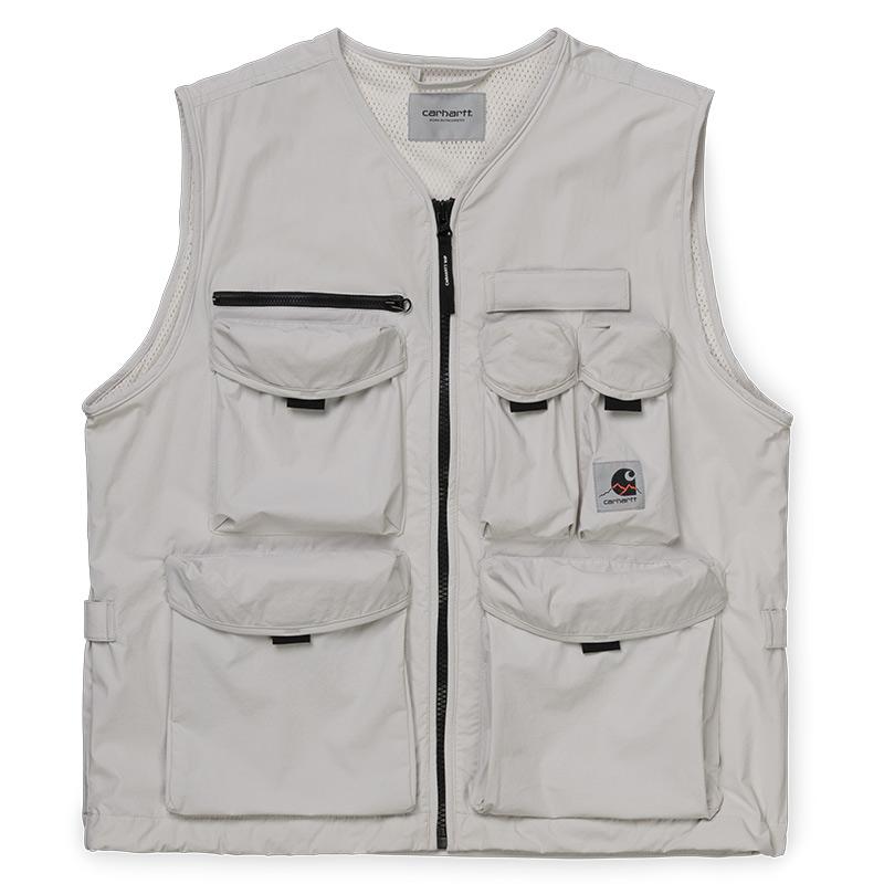 Carhartt WIP Hayes Vest Pebble