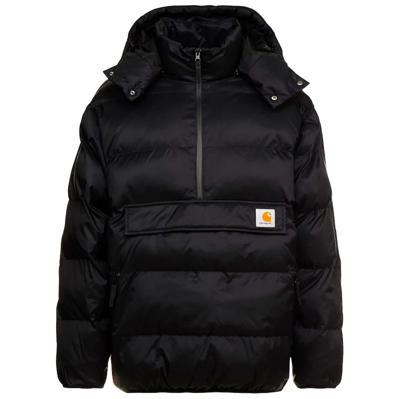 Carhartt WIP Jones Pullover Jacket Black