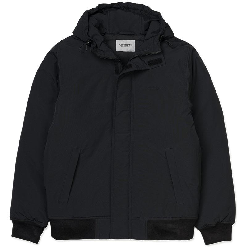 Carhartt WIP Kodiak Blouson Jacket Black/Black