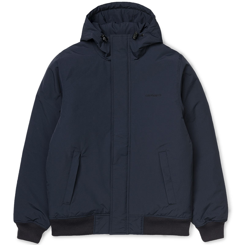 Carhartt WIP Kodiak Blouson Jacket Dark Navy/Black