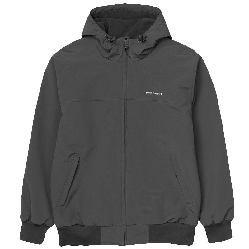 Carhartt WIP Sail Jacket Black/White