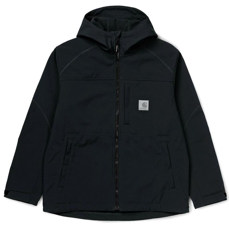 Carhartt WIP Softshell Jacket Black
