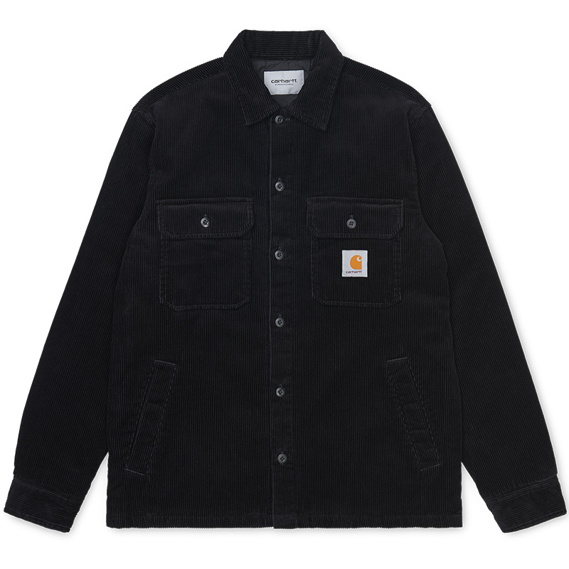 Carhartt WIP Whitsome Shirt Jacket Black