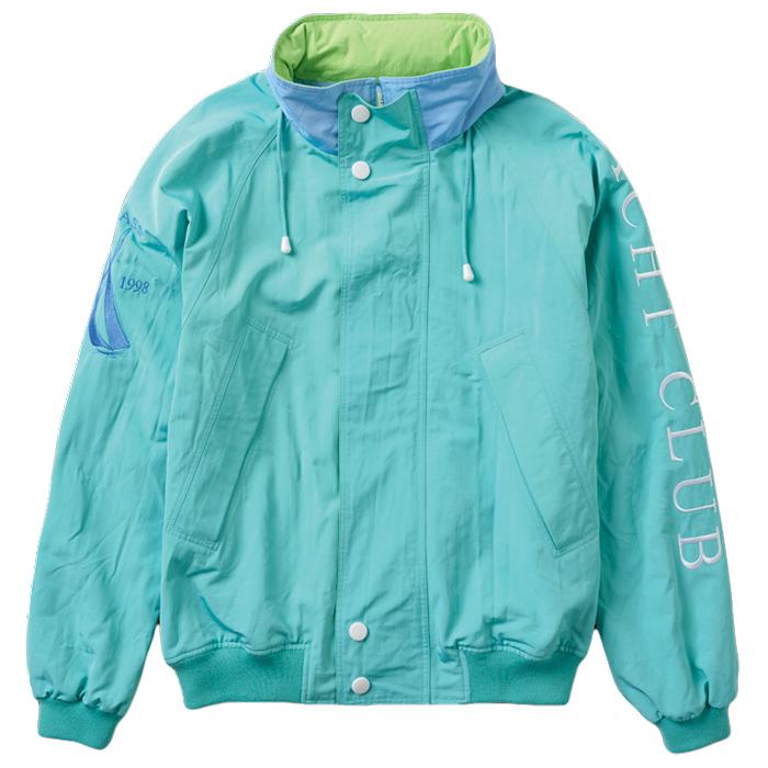 Diamond Challenger Jacket Turquoise
