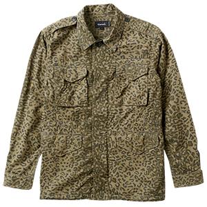 Diamond Cheetah M65 Jacket Olive