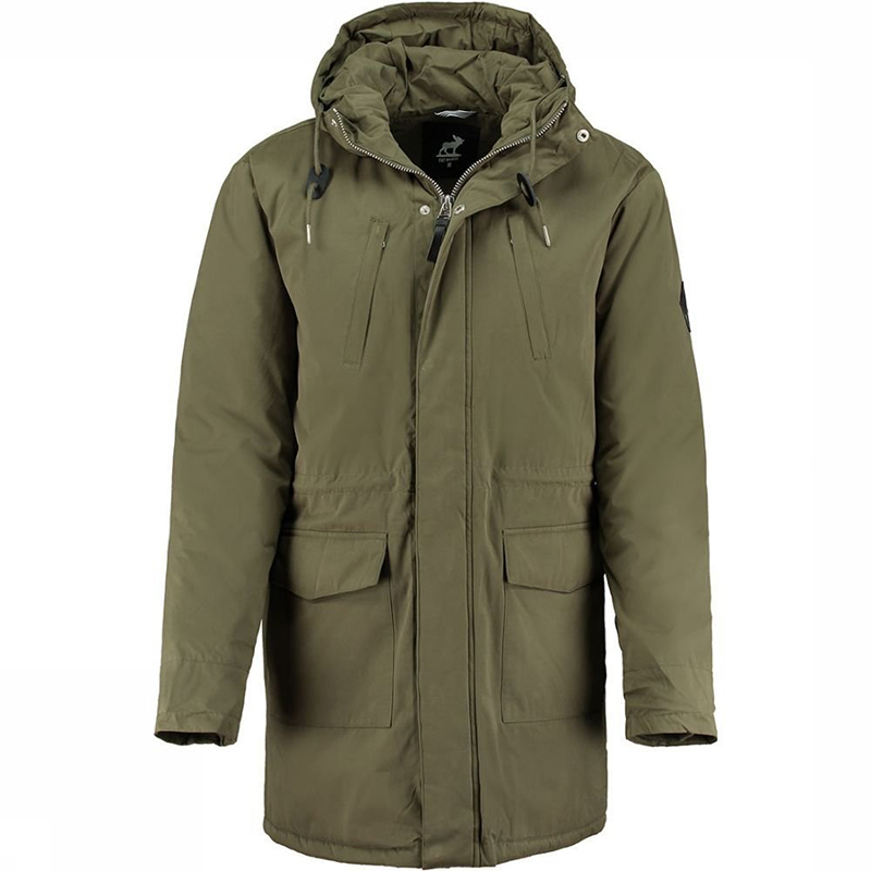 Fat Moose Mountain Jacket Army