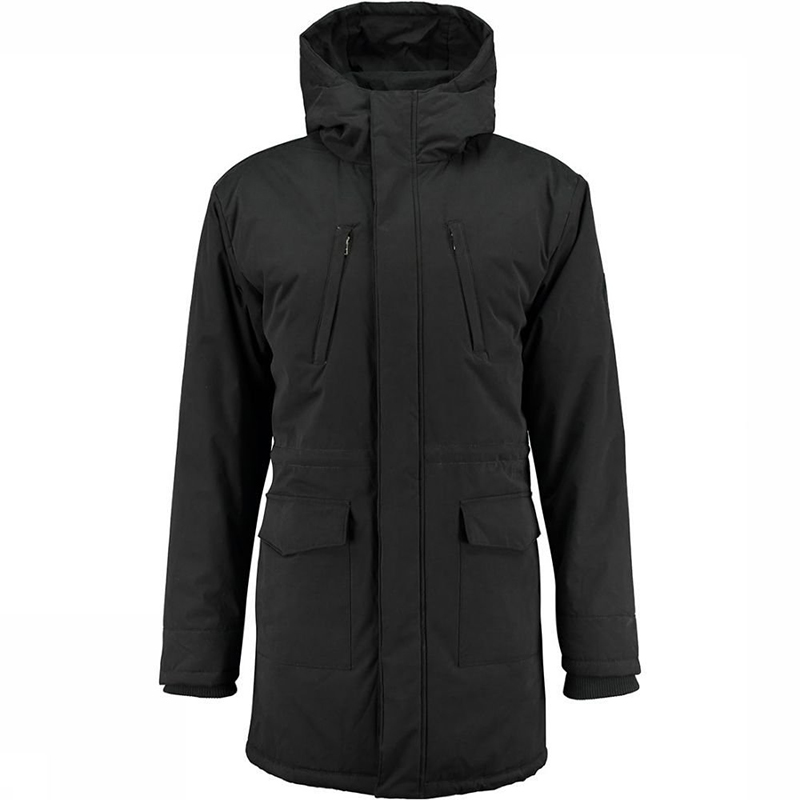Fat Moose Mountain Jacket Black
