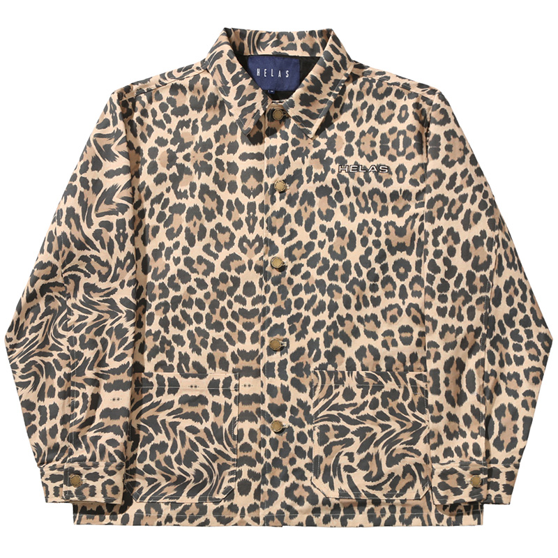 Helas Exotic Jacket Camouflage