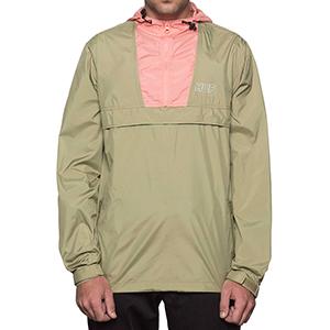 HUF Explorer Anorak Jacket Drab Olive