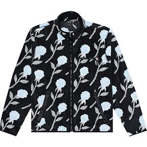 HUF Farewell Fleece Jacket Black