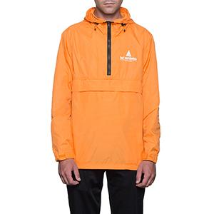 HUF Peak Anorak Jacket Cantaloupe