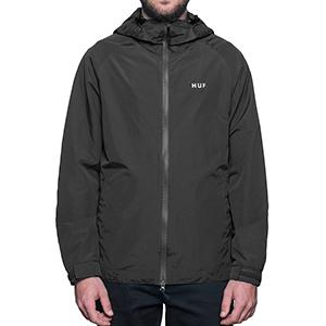 HUF Standard Shell Jacket Black