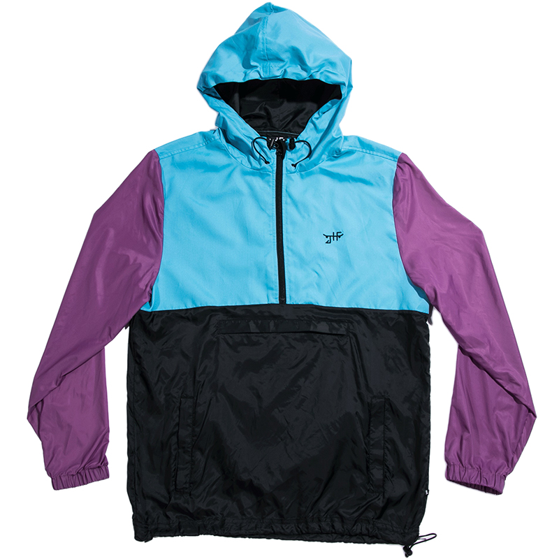 JHF Happy Camper Jacket Black
