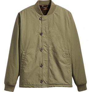 Levi´s Pile Jacket Olive Night