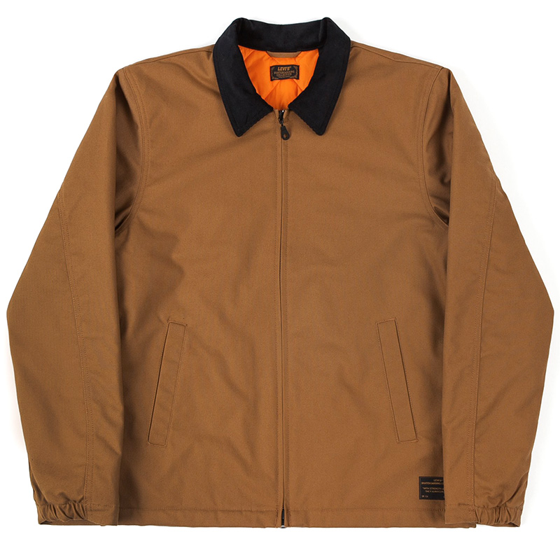 Levi's Skate Mechanic Jacket Dark Ginger