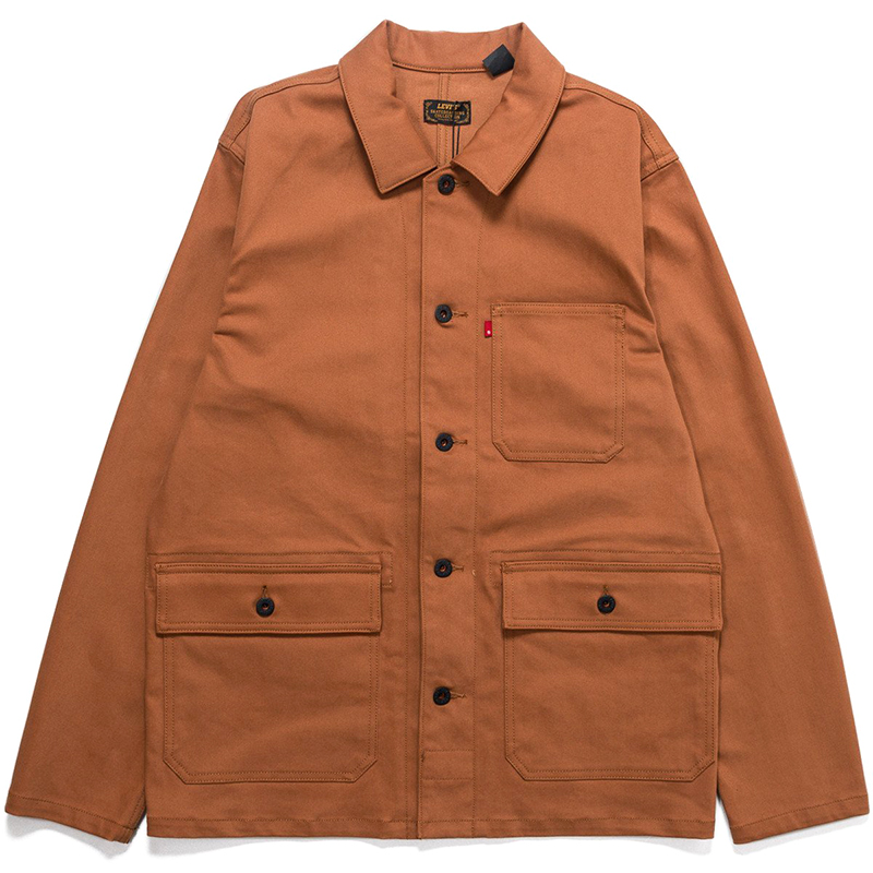 Levi's Military Jacket Argain Oil