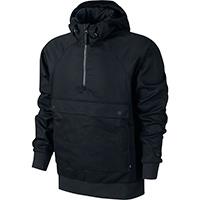 Nike SB Everett Anorak Jacket Black/Black/Black