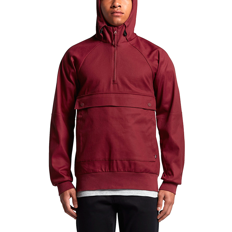 Nike SB Everett Anorak Jacket Team Red