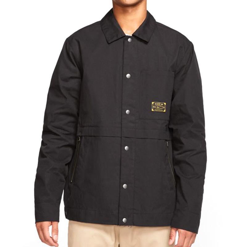 Nike SB Iso Jacket Black/Night Maroon