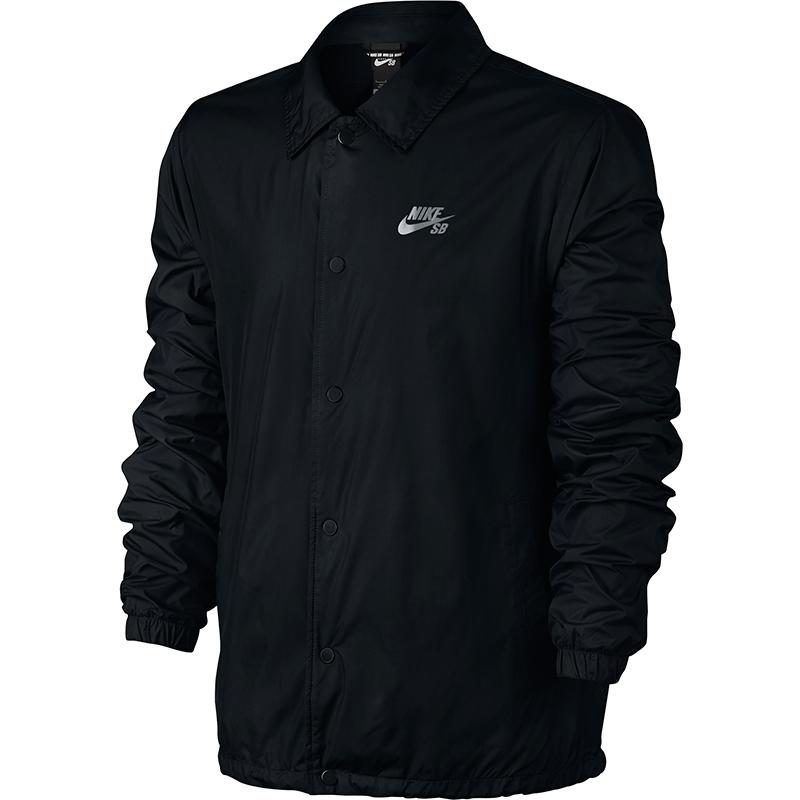 Nike SB M Nk Shld Jacket Coaches Black/Cool Grey