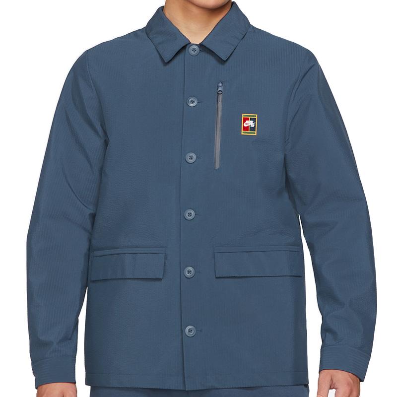 Nike SB Sf Wildcard Jacket Midnight Navy