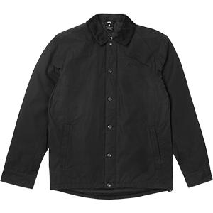 Nike SB Waxed Coaches Jacket Black/Black